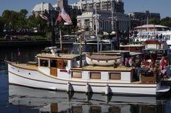Classic Boats Stock Photos