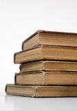 Classic book stack Royalty Free Stock Image