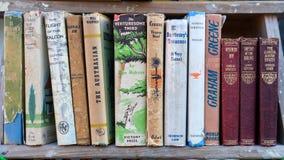 Classic Books Royalty Free Stock Photo