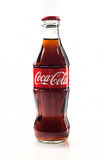 Classic bottle Of Coca-Cola Stock Images