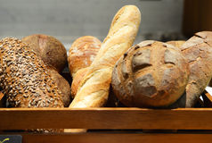 Classic bread Stock Images