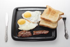 Classic Breakfast Royalty Free Stock Image
