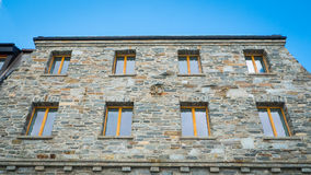 Classic brick house Stock Images