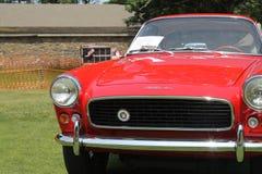 Classic Brit car front Stock Images