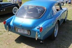 Classic British sportscar Stock Photos