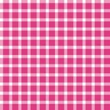 Pink Buffalo Plaid Seamless Pattern vector illustration