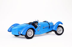 Classic Bugatti sports car Royalty Free Stock Photos