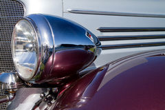 Classic 1935 Buick Automobile Royalty Free Stock Image