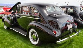 Classic 1940 Buick Automobile Royalty Free Stock Images