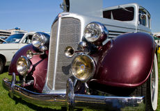 Classic 1935 Buick Automobile Royalty Free Stock Photography