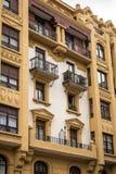 Classic building corner Stock Images