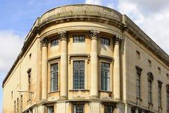 Classic building edge, Bath Royalty Free Stock Photos