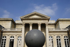 Classic building in France Prime Mini Stock Image