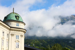 Classic building in Innsbruck 2011 Royalty Free Stock Photography
