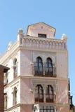 Classic building of toledo, spain Stock Photos