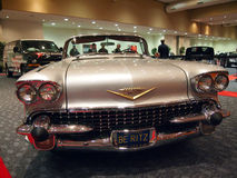 Classic Cadillac on Display stock photography