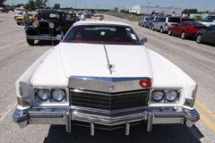 Classic Cadillac Eldorado  Royalty Free Stock Photography