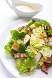 Classic Caesar salad Stock Photo