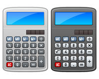 Classic Calculator Stock Photography