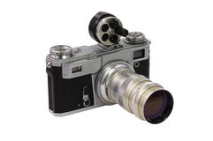 Classic camera Stock Photo
