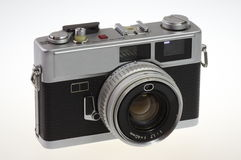 Classic camera Stock Photography