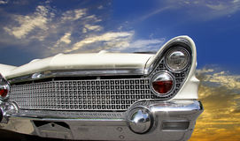 Classic car Royalty Free Stock Photos
