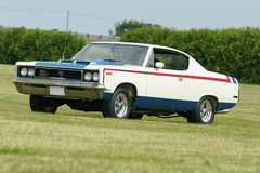Classic car. Picture of the amc rebel the machine Royalty Free Stock Photos