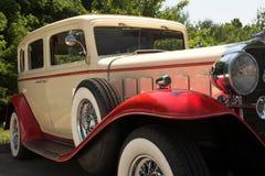 Classic Car. Antique Auto Stock Image