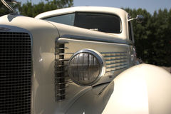 Classic Car. Antique Auto Stock Photography