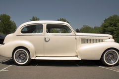 Classic Car. Antique Auto Stock Images