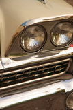 Classic Car 3. Details of restored antique automobile Royalty Free Stock Photography