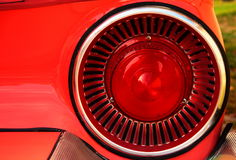 Classic Car 4. Details of restored antique automobile Royalty Free Stock Photos