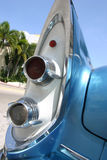 Classic Car. Tail lights stock photos
