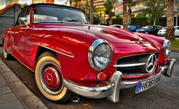 Classic car antiguo Royalty Free Stock Photography