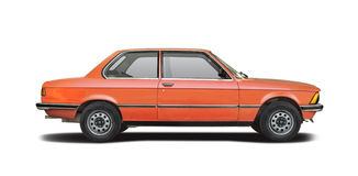 Classic car BMW 316 coupe Stock Photos