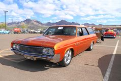 Classic Car: 1964 Buick Special Royalty Free Stock Images