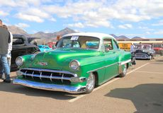 Classic Car: 1953 Chevrolet 210 Royalty Free Stock Images