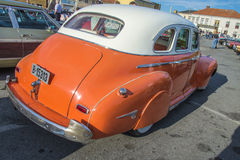 Classic car, 1941 chevrolet sedan Royalty Free Stock Photos