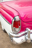 Classic car close up. Stock Photo