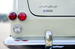Classic car close-up Royalty Free Stock Image
