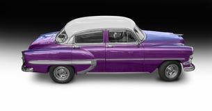 Classic car in Cuba Royalty Free Stock Photo