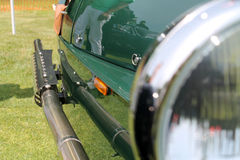 Classic car detail Royalty Free Stock Photography
