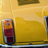Classic car detail Stock Photos