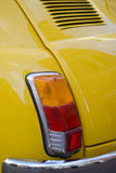 Classic car detail Royalty Free Stock Photos