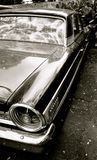 Classic Car Details Stock Photography