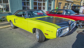Classic car, 1970 dodge coronet 500 Stock Photography