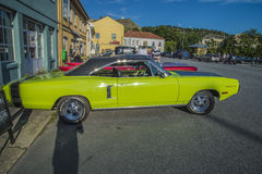 Classic car, 1970 dodge coronet 500 Stock Photos