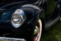 Classic car fender  Stock Image