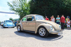 Classic car festival, Bad Koenig, Germany Royalty Free Stock Images