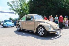 Classic car festival, Bad Koenig, Germany Royalty Free Stock Images